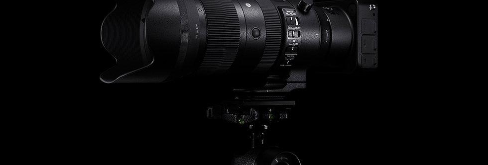Sigma 70-200mm F2,8 DG OS HSM Sports