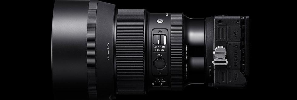 Sigma 85mm F1,4 DG DN Art