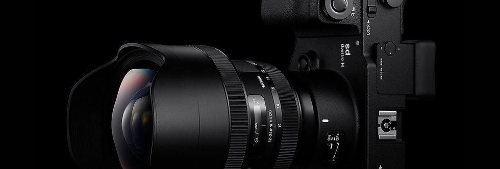 Sigma 12-24mm F4,0 DG HSM Art