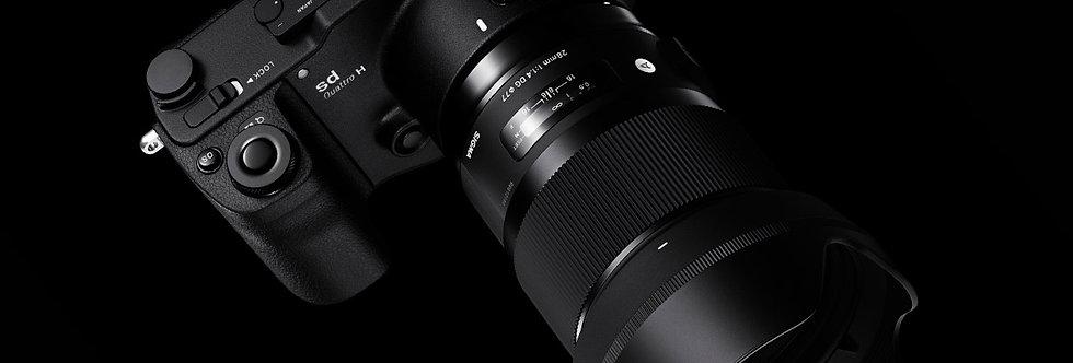 Sigma 28mm F1,4 DG HSM Art