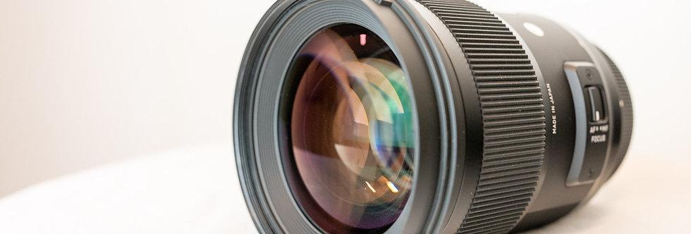 Sigma 50mm F1,4 DG HSM Art Sony A-Mount