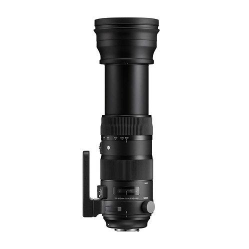 Sigma 150-600mm F5-6,3 DG OS HSM Sports