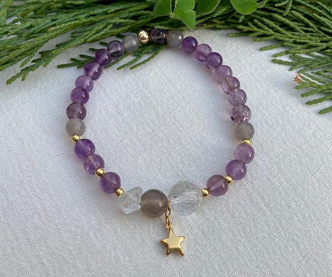 Purple Puja