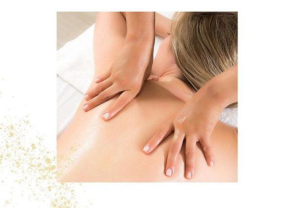 Massagem Relaxante  - 60 Minutos