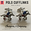 Thumbnail: Polo Player Cufflinks 3D Brass by Saariyas