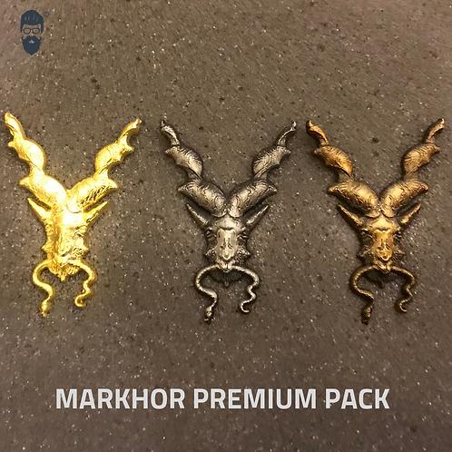 Markhor Premium Pack