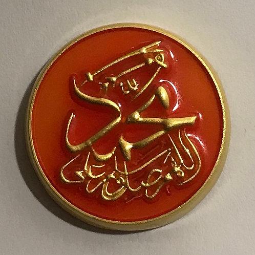 Mustafavi Metal Red Badge