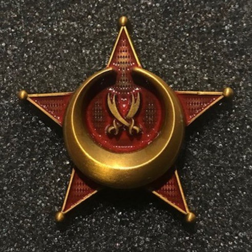 Hayder Kostantiniyye Badge