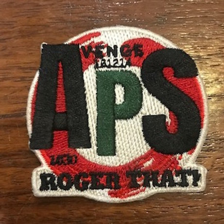 Avenge APS Embroidery