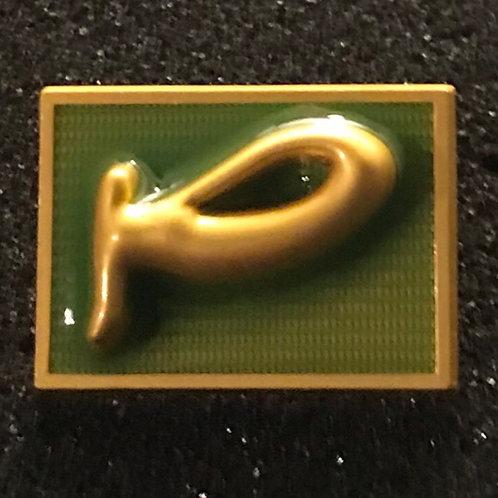 Salli Wassallam Badge Green.