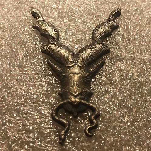 Markhor Northern Command Lapel pin