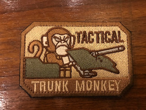 Tactical Trunk Monkey