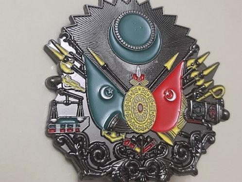 Minarat e Isa Badge