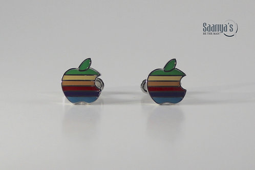 Apple Love Cufflinks