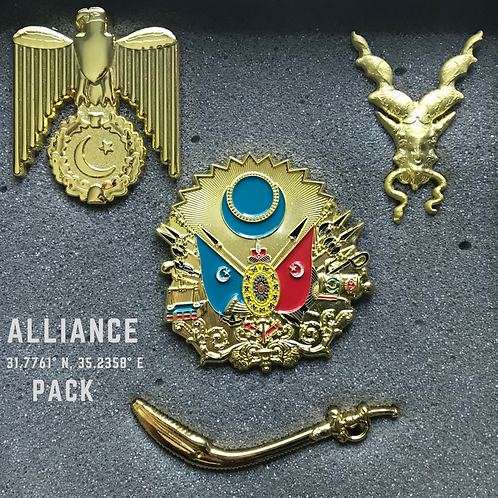 Alliance Pack