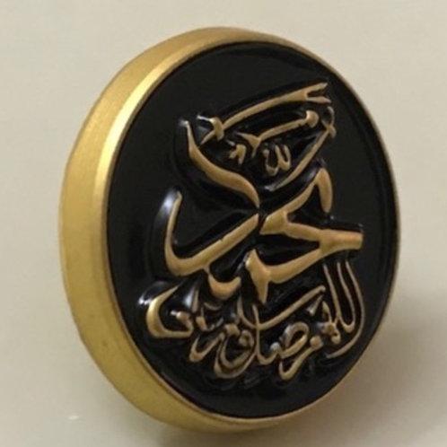 Mustafavi Metal Black Badge