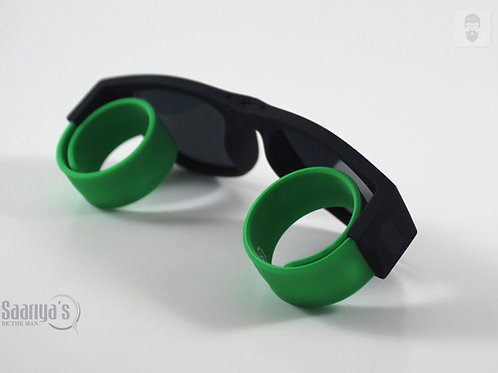 Green Fresh Glasses