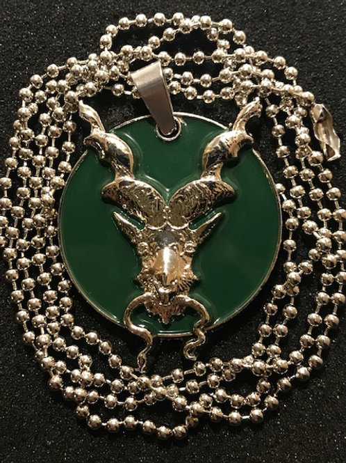 Markhor NightWatchers Locket