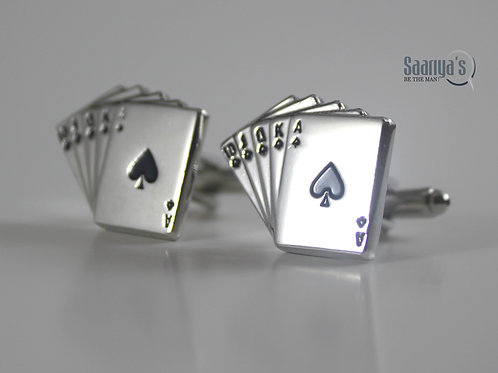 Blackjack Cufflinks