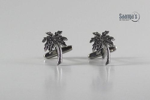 Palm Tree Cufflinks