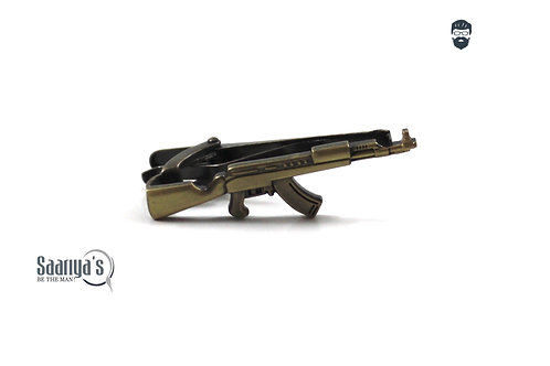 AK 47 Tie Clip