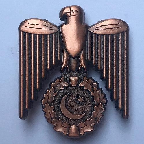 Shaheen AlQuds III Badge Copper