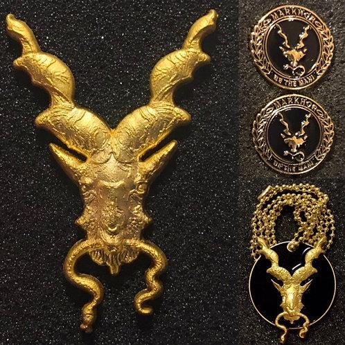 Markhor Supreme Pack Golden
