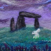 Pentre Ifan White Hare.jpg
