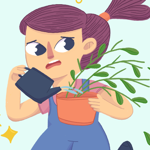 Accidentally Plant Killer