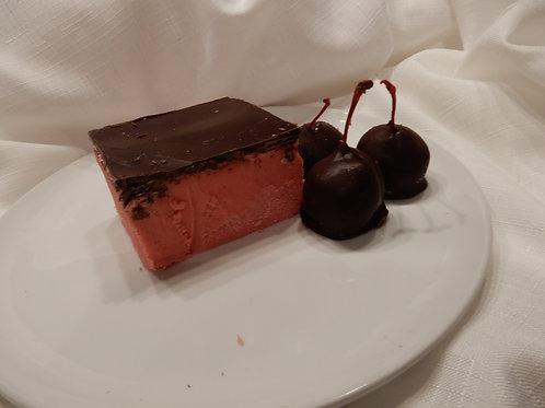 Chocolate Covered Cherry Fudge