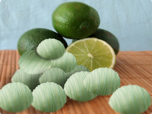 Key Lime Truffles