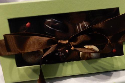8 piece truffle box