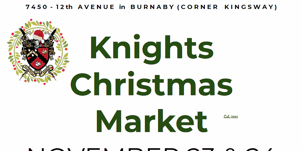 Knights Christmas Market Day 2