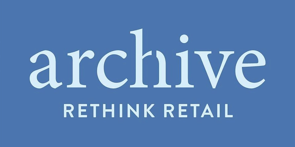 Archive Consignment Pop-Up Event