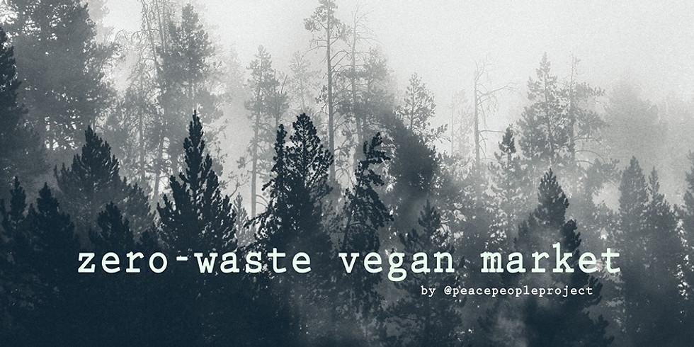 Zero-Waste Vegan Market