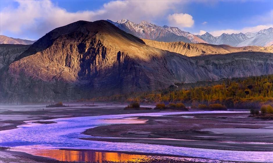 Долина Шигар