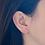 Thumbnail: Cubic Zirconia Ear Crawler