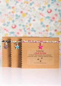 Liberty Star Bracelets