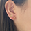 Thumbnail: Mini Star & Lightning Stud Earrings