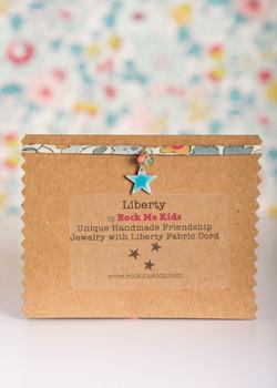 Liberty Star Bracelet