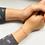Thumbnail: Moon Star Cubic Zirconia bracelet