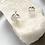 Thumbnail: Mini Pac man Stud Earrings