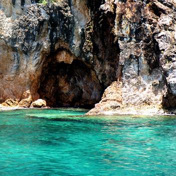 The Caves, Norman Island, British Virgin Islands