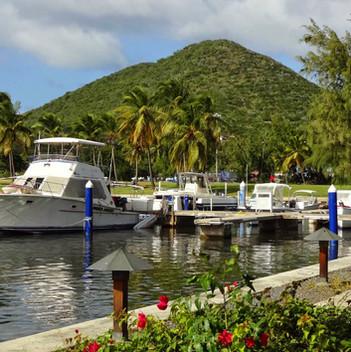 Yacht Harbor Marina, Spanish Town, Tortola