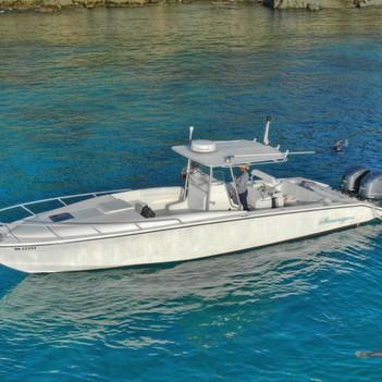Shenanigans - Yacht in BVI