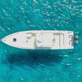 Boat charter BVI