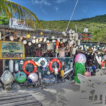One Love Beach Bar, White Bay, Jost Van Dyke