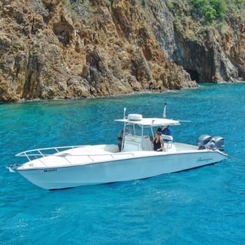 British Virgin Islands yacht rental