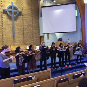 Violin Flamenco Group Winter Workshop 2020 with Jonathon.
