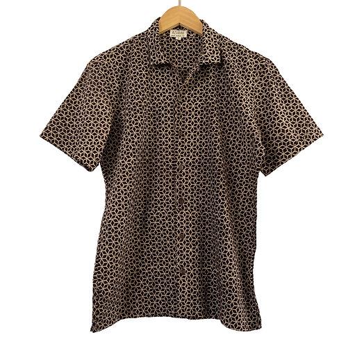 Diamond & cube blackshirt